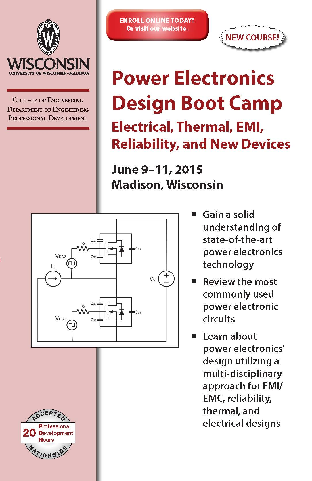 Power Electronics Design Bootcamp